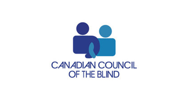Canadian Council of The Blind (CCB) logo