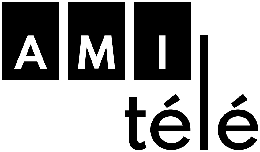 The AMI-tele logo.