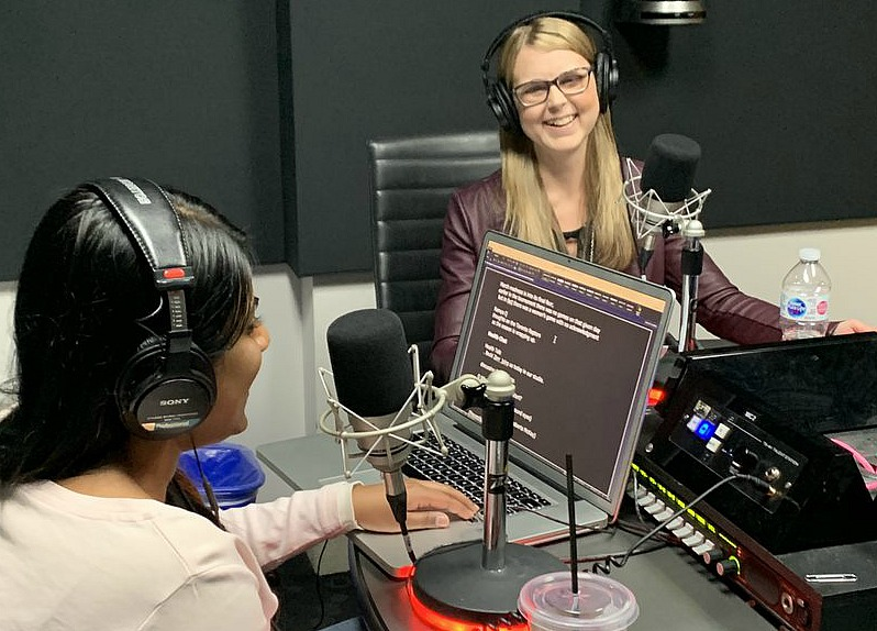 AMI-audio Community Reporter Becki Zerr drops by Accessible Media
